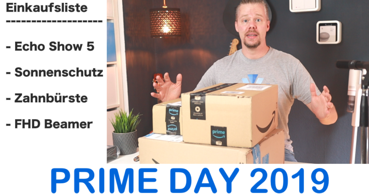 Prime Day Unboxing