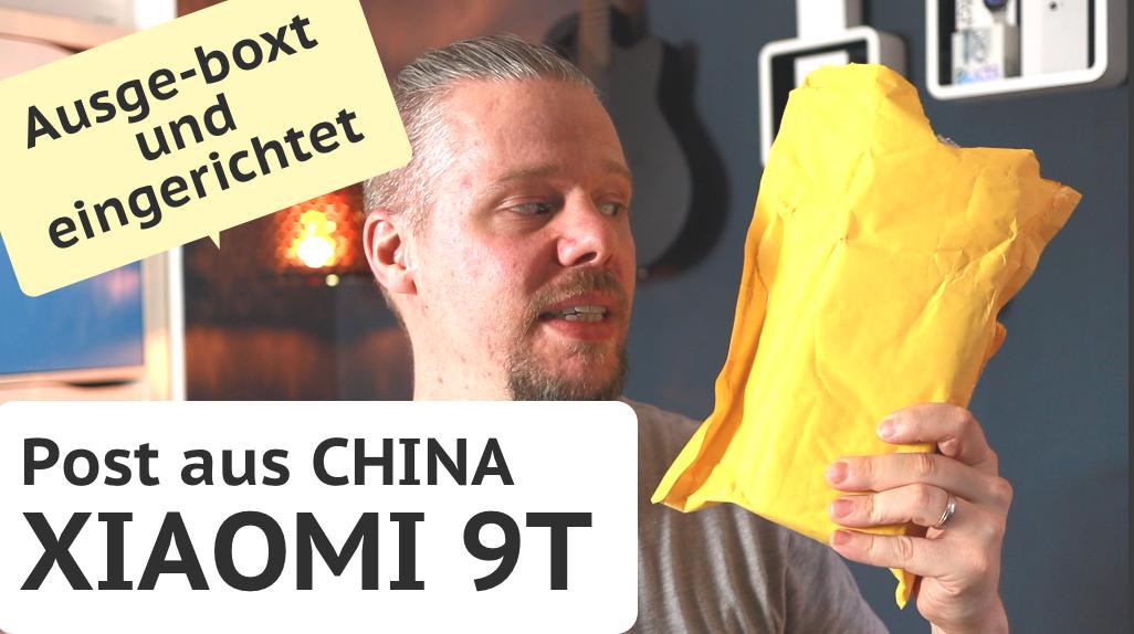 XIAOMI MI 9T – Flaggschiff aus China zum kleinen Preis